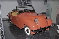 1952 Crosley Supershot