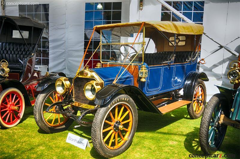 1912 Crow-Elkhart Model 52