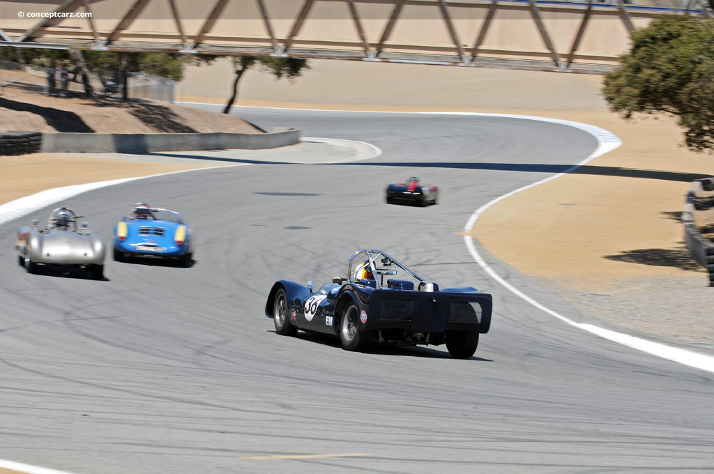 Porsche Rs60 Spyder >> 1964 Crusader VSR Image. Chassis number 7