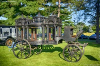 1893 Cunningham Carriage Hearse