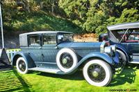 1929 Cunningham Series V-7.  Chassis number V5141