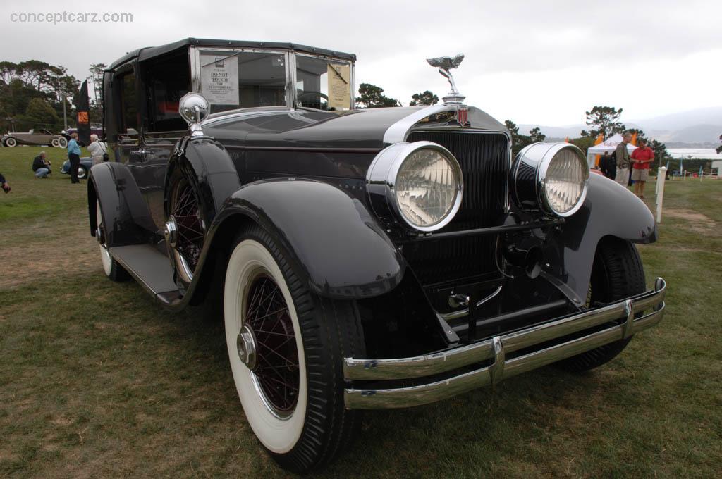 Cunningham Allwthr Cabrio Dv Bh on 1929 Dodge Sedan