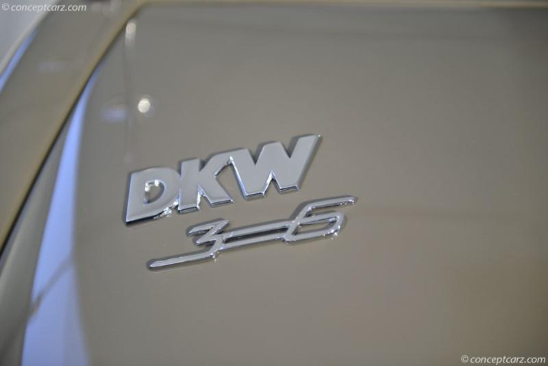 1955 DKW Auto Union Schnellaster Tieflader 3=6