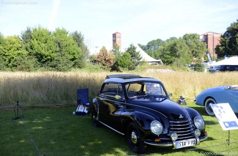 1955 DKW Souderklasse