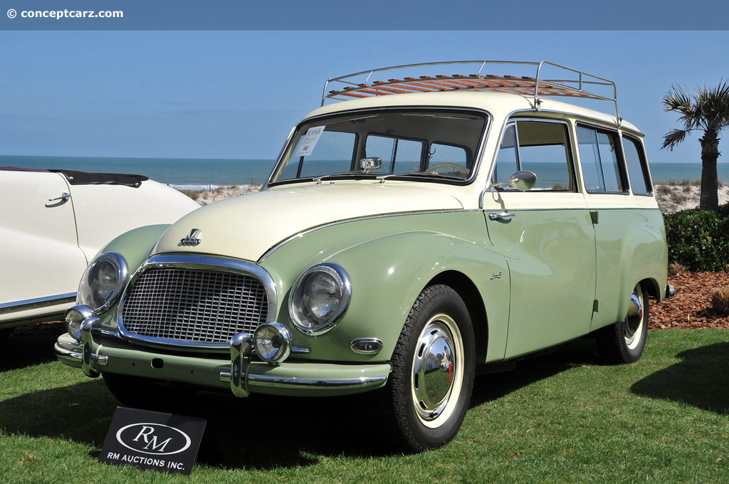1958 Dkw Universal Kombi Pictures History Value