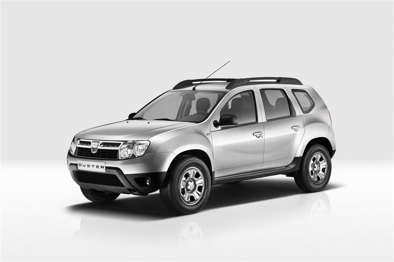 2010 Dacia Duster
