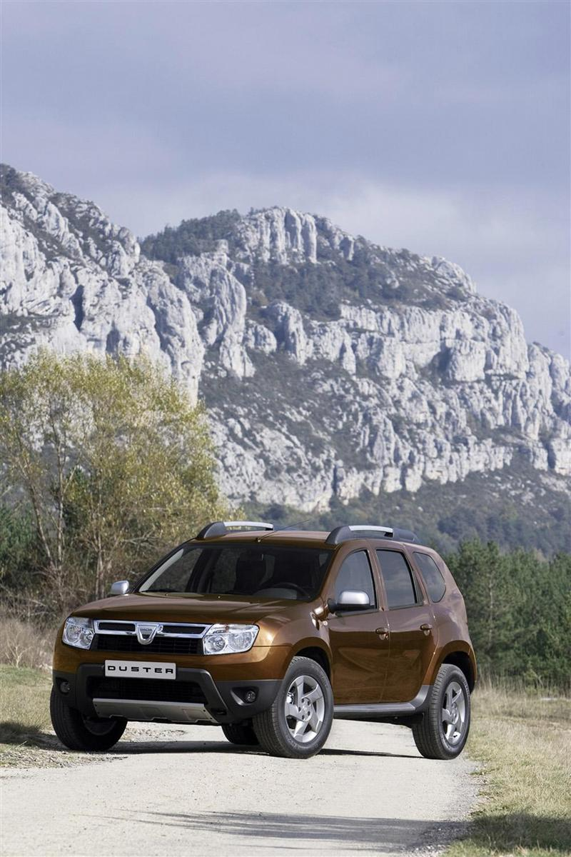 2011 dacia duster news and information. Black Bedroom Furniture Sets. Home Design Ideas