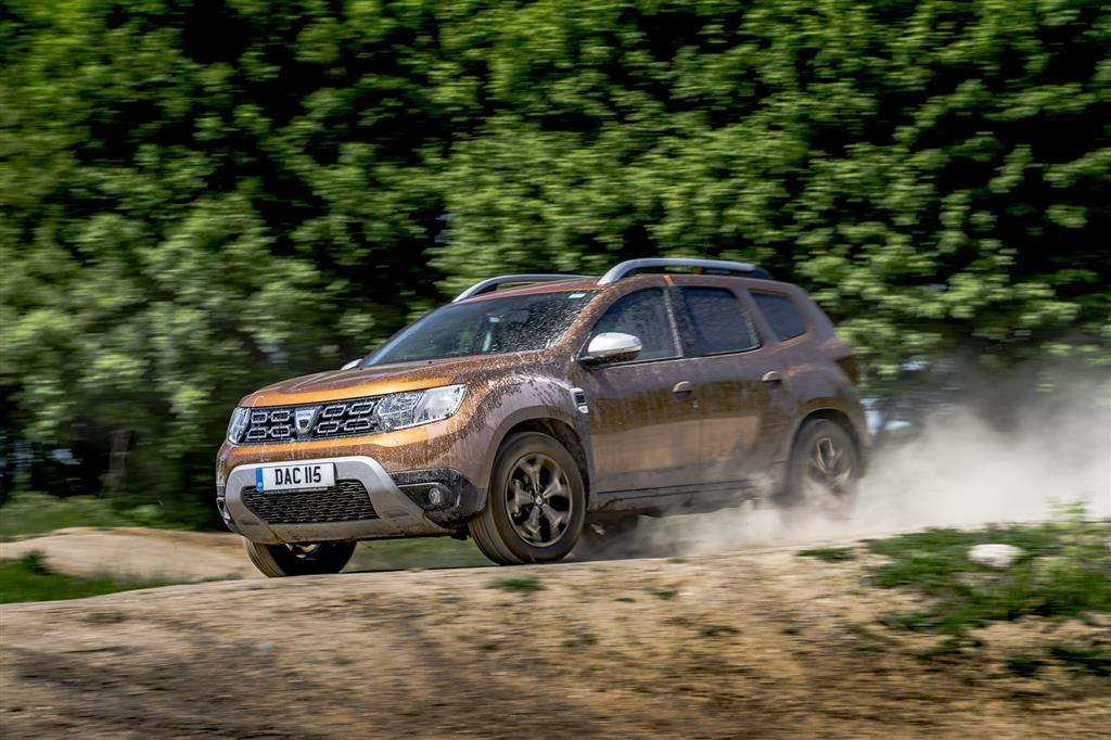2018 Dacia Duster News and Information   conceptcarz.com