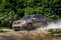 Popular 2018 Dacia Duster Wallpaper
