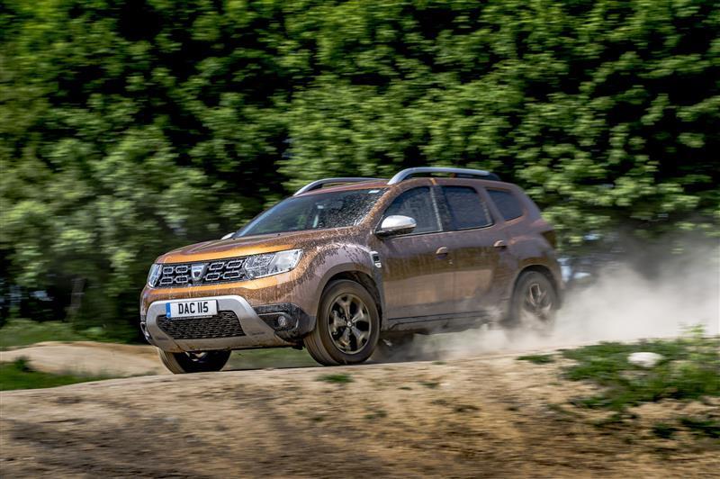 2018 Dacia Duster News And Information Conceptcarzcom
