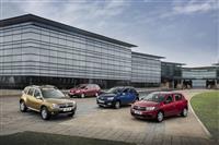 Popular 2019 Dacia Sandero Wallpaper