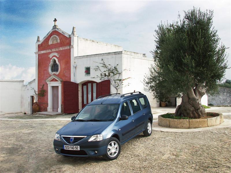 2009 Dacia Logan Mcv News And Information Conceptcarz
