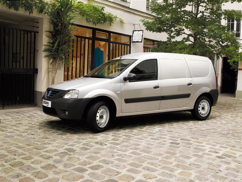 2009 Dacia Logan Van