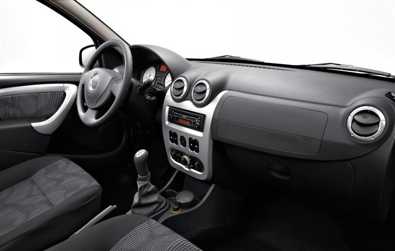 2009 Dacia Sandero Image Photo 39 Of 81