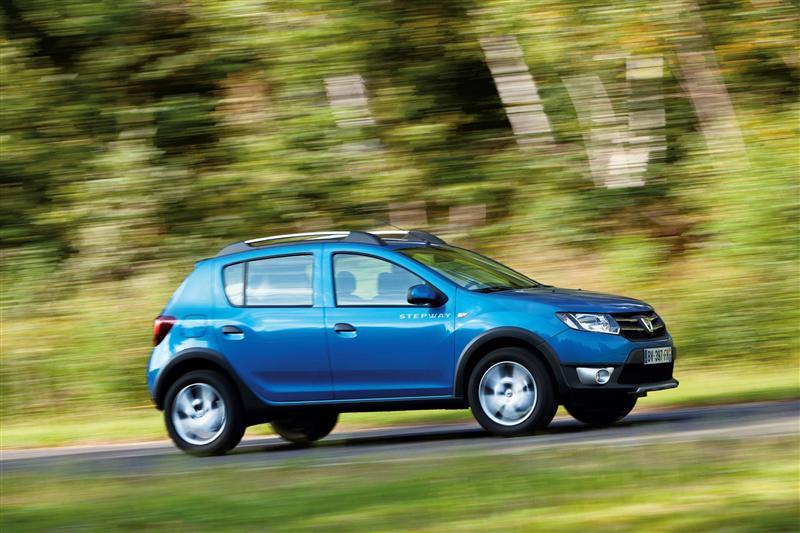 2013 Dacia Sandero Stepway News And Information