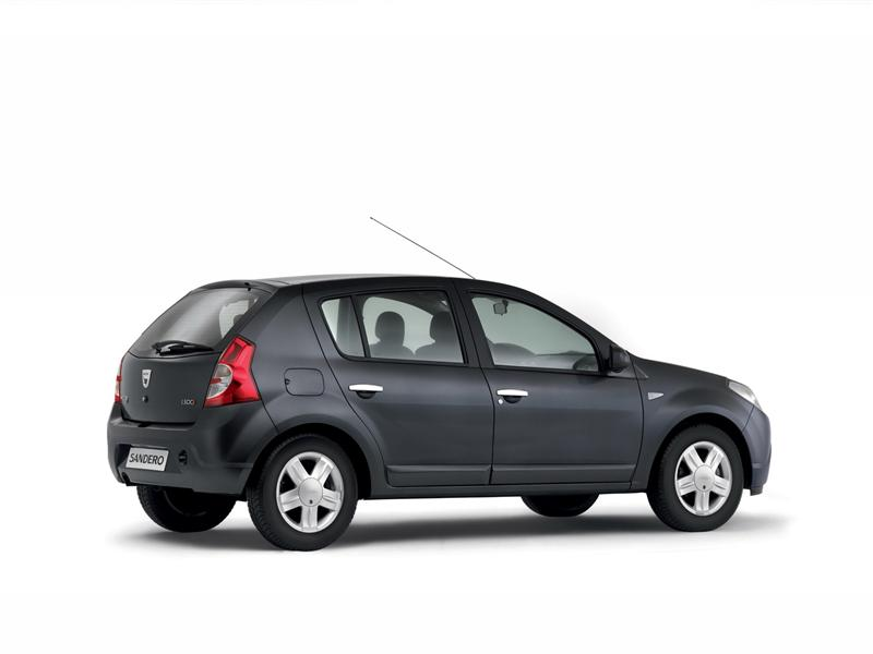 2009 Dacia Sandero Image Photo 25 Of 81