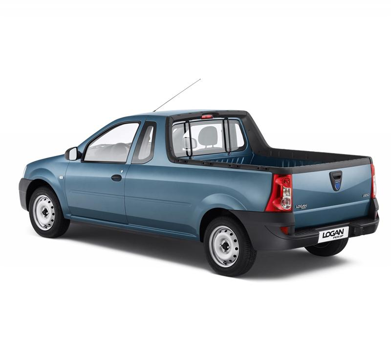 2009 Dacia Logan Pick-up