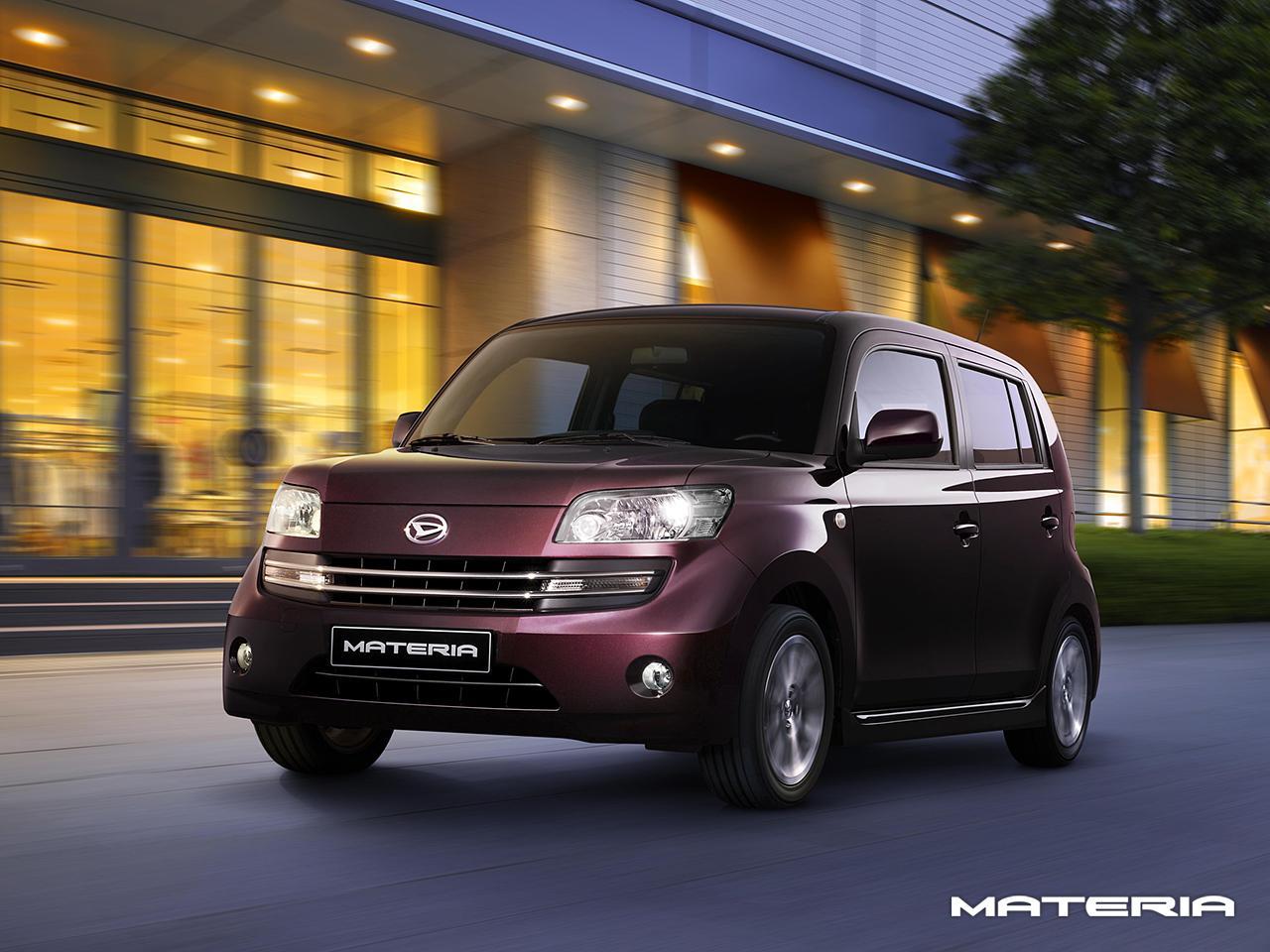 2009 Daihatsu Materia News and Information | conceptcarz.com