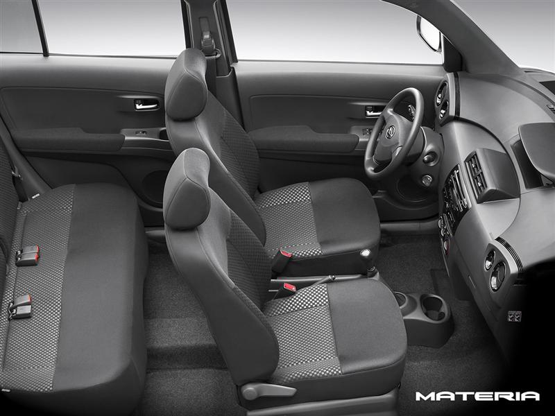 2009 Daihatsu Materia