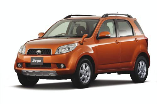 2005 Daihatsu Be>Go Pictures, History, Value, Research, News ...