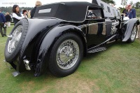 1931 Daimler Double Six.  Chassis number 30661