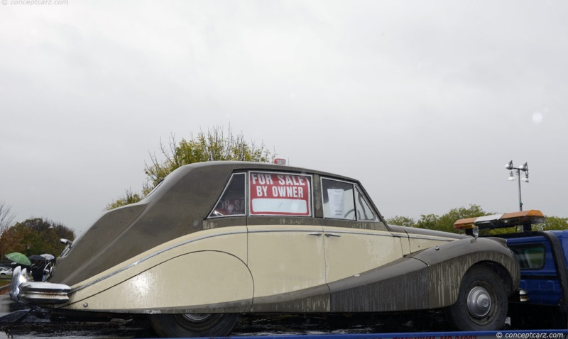 1955 Daimler Regency