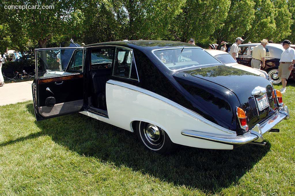 Mark Of Elegance Limo >> 1971 Daimler DS420 Image