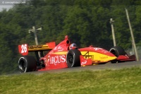 Image of the AFS Racing IndyLights