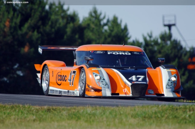 2008 dallara doran racing je4 prototype chassis information. Black Bedroom Furniture Sets. Home Design Ideas