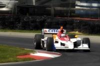 Image of the Dreyer & Reinbold Racing Indycar