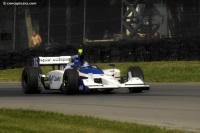2008 Dallara Dreyer & Reinbold Racing Indycar image.