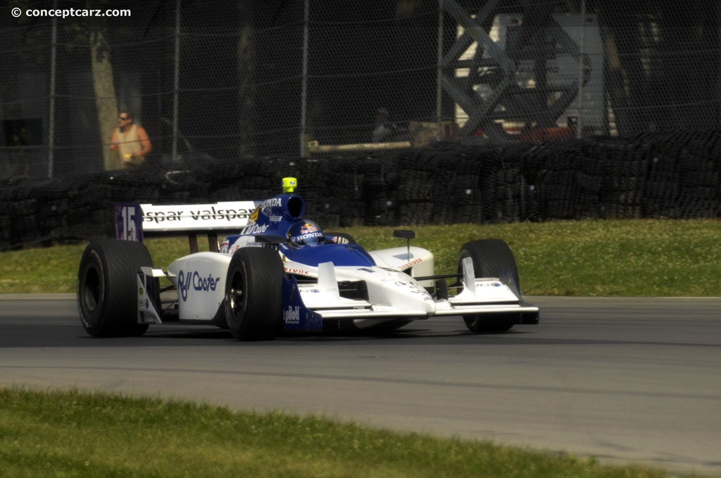 K And M Dodge >> 2008 Dallara Dreyer & Reinbold Racing Indycar News and