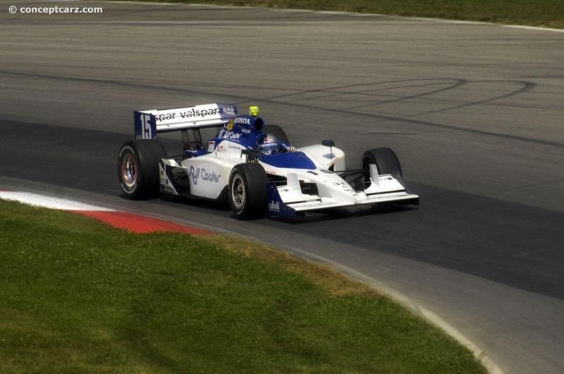 Dreyer And Reinbold Infiniti >> 2008 Dallara Dreyer & Reinbold Racing Indycar News and Information, Research, and History