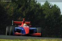 Dallara  Guthrie Racing IndyLights