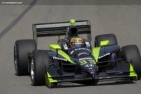 2008 Dallara HVM Racing Indycar image.
