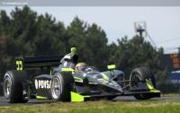 Image of the HVM Racing Indycar