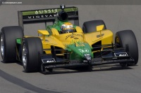 Image of the KV Racing Technology Indycar