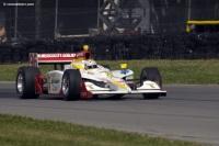 2008 Dallara Pacific Coast Motorsports Indycar image.