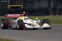 Image of the Pacific Coast Motorsports Indycar