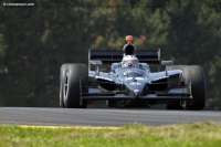 Image of the Roth Racing Indycar