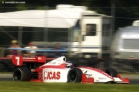 Dallara  Sam Schmidt Motorsports IndyLights