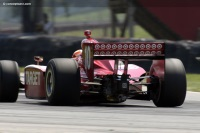 Image of the Target Chip Ganassi Racing Indycar