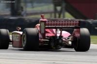 Image of the Target Chip Ganassi Racing Indycar