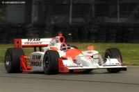 Image of the Team Penske Indycar