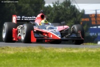 2008 Dallara Dale Coyne Racing Indycar image.