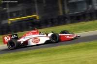 Image of the Dale Coyne Racing Indycar