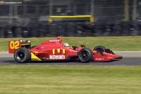 2008 Dallara Newman/Haas/Lanigan Racing Indycar image.