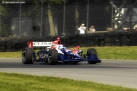 2008 Dallara Panther Racing Indycar image.