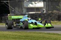 2008 Dallara Rahal Letterman Racing Indycar image.