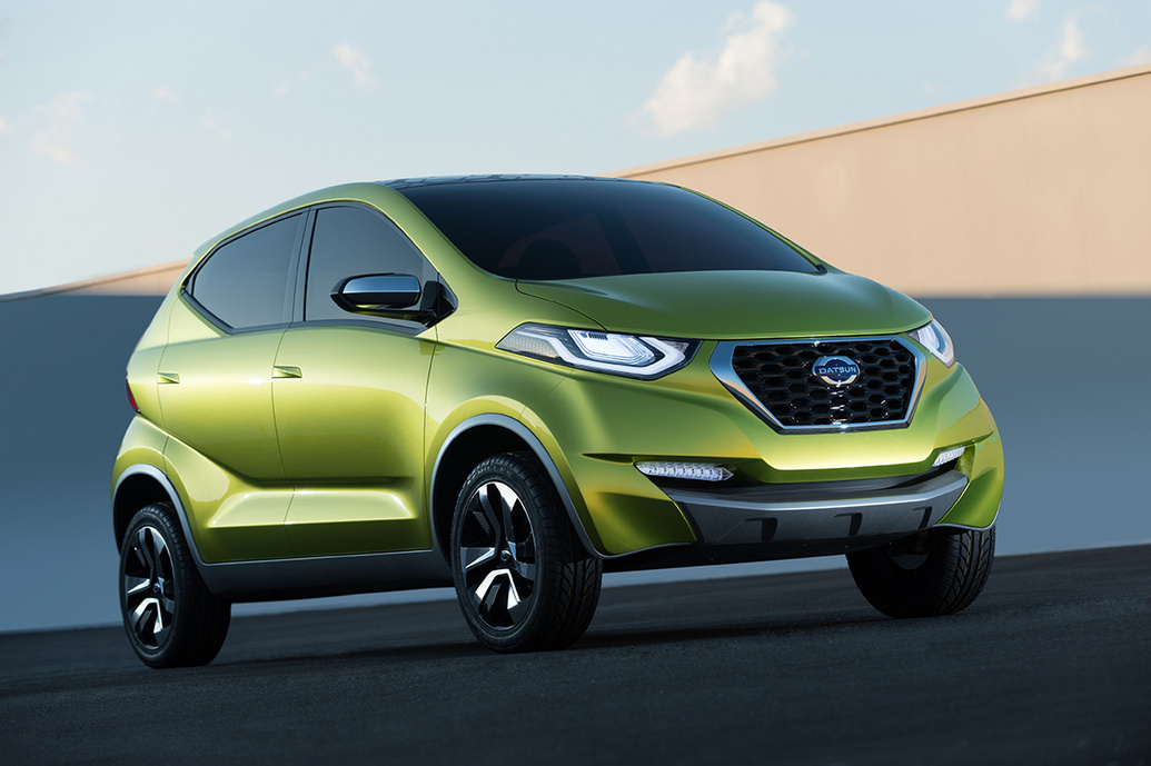 2014 Datsun redi-Go Concept Technical Specifications and ...